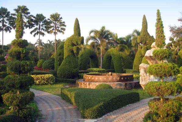 Il Giardino Botanico di Tweechol - foto © 2012 Paolo Coluzzi