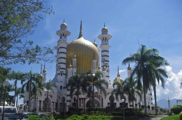 La Moschea Ubudiah a Kuala Kangsar