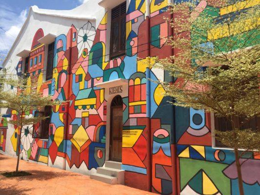 Street arts of Malacca